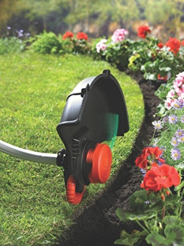 Black + Decker GL9035 Elektro-Motorsense Kantenschneiden